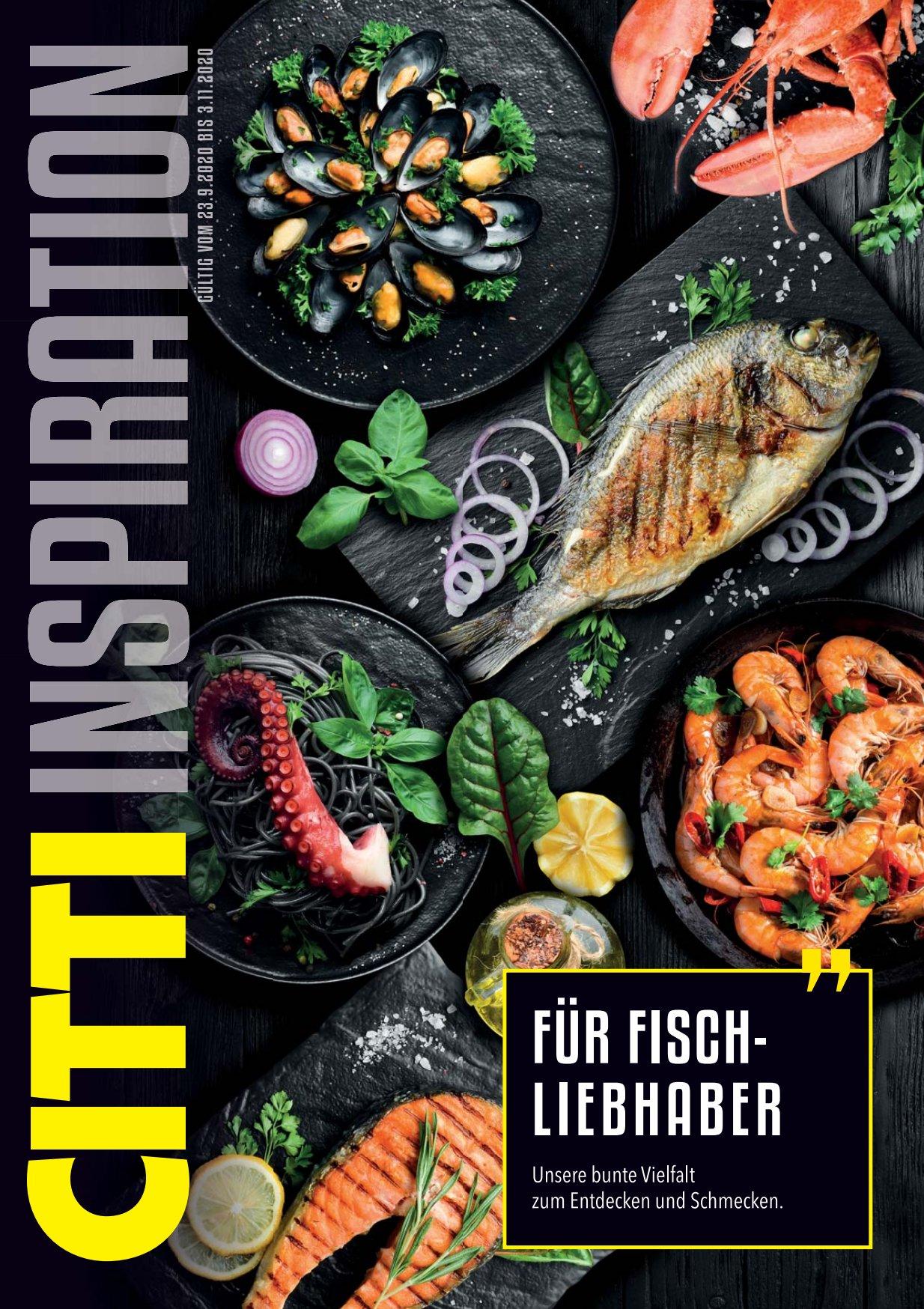 CITTI INSPIRATION Fisch